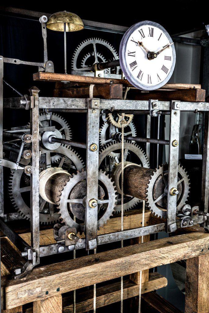 Chronokult Uhrenmanufaktur Turmuhr Nitteler
