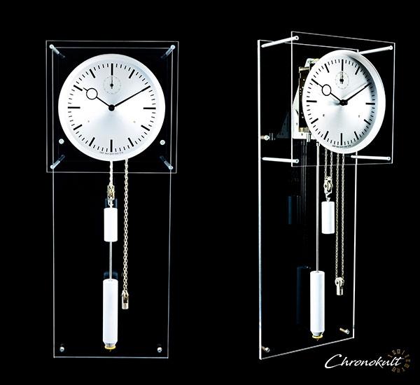 Chronokult antike pendeluhr kaufen exklusiver Wandschmuck exklusive Designer Wanduhren Luxus Wanduhr Präzisionspendeluhr